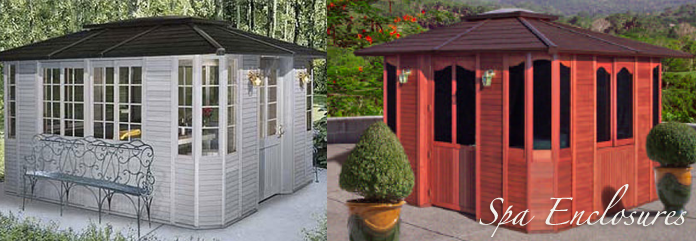 Sequoia Spa Enclosures